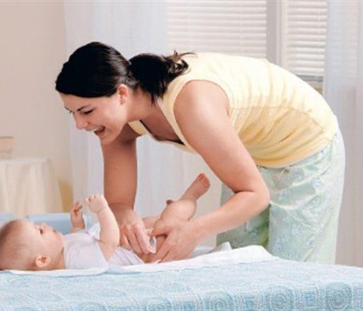 Изменение стула ребенка от рождения до 1 года