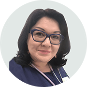 Рабият Салахиддиновна Зайниддинова